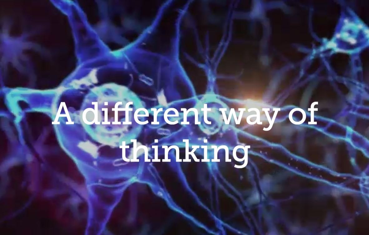 Different-thinking